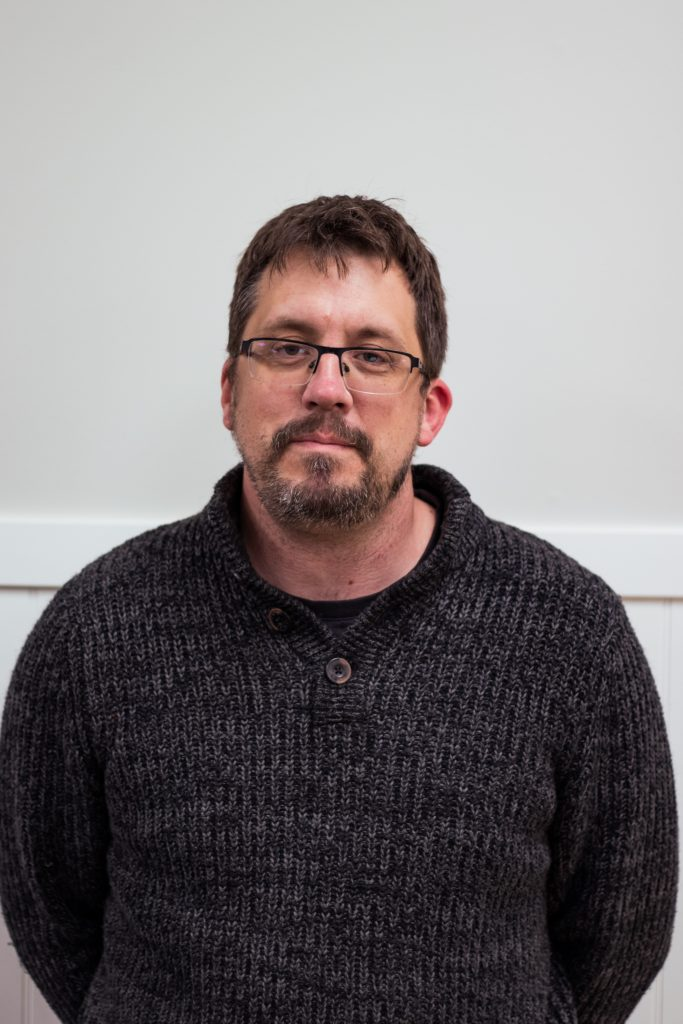 Pastor Dave de Boer